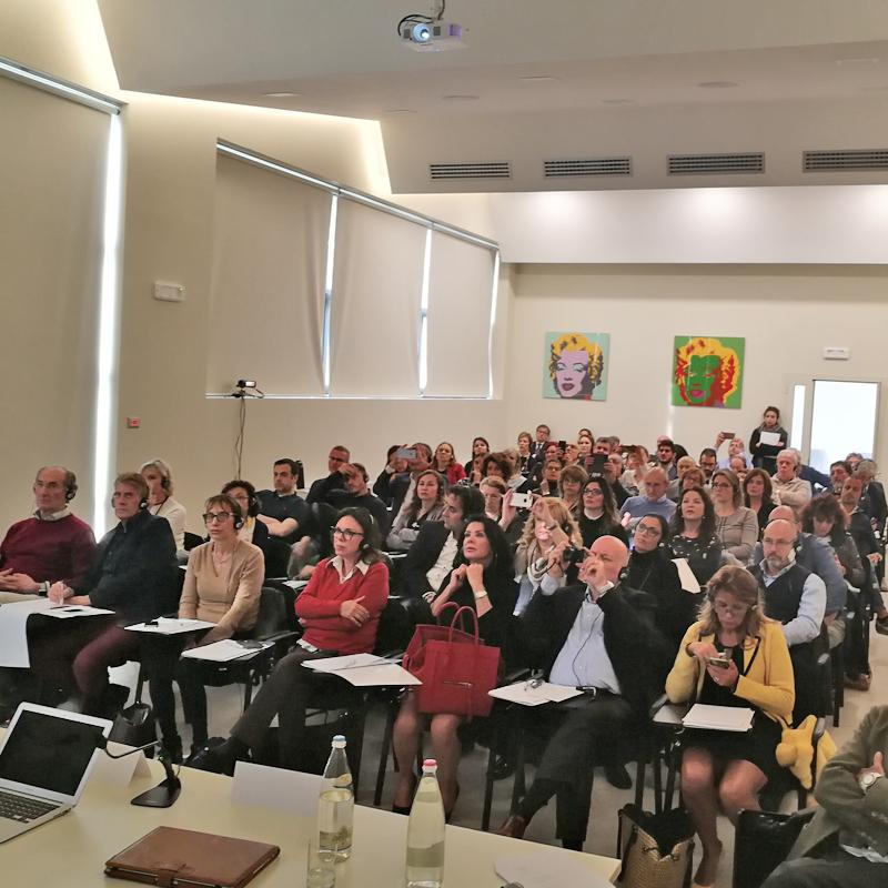 centro congressi Pavia